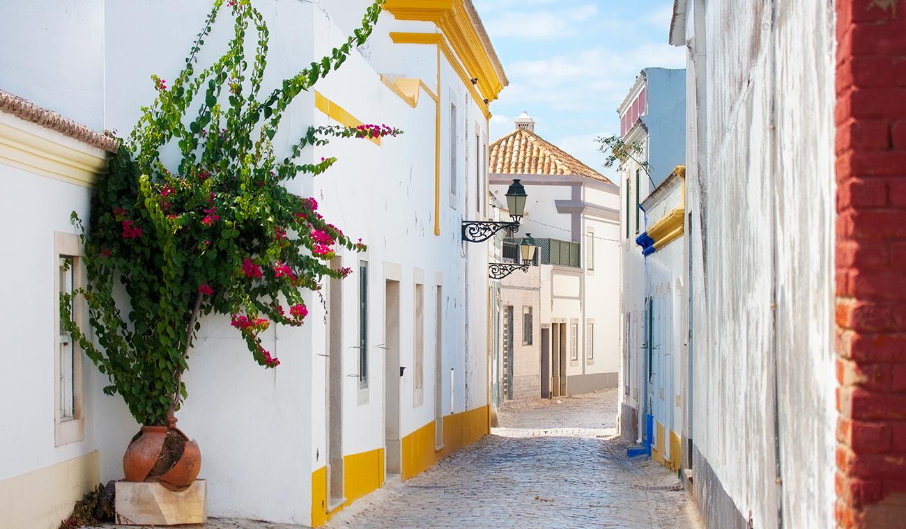 Faro (baixa), Algarve – Portugal