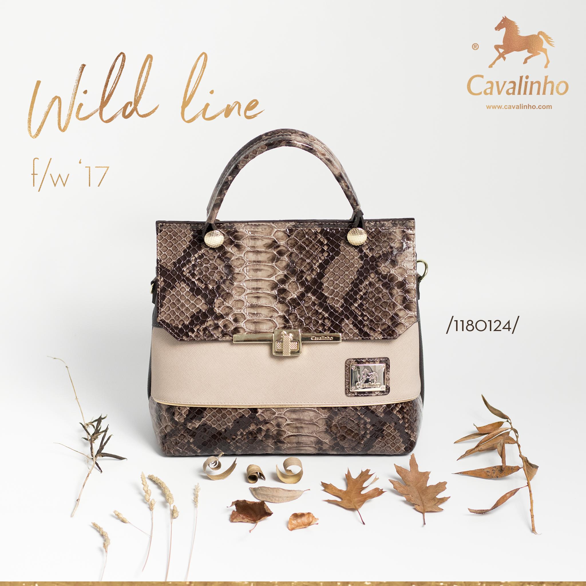 Nova Coleção Outono/Inverno 2017 Cavalinho - Wild Line