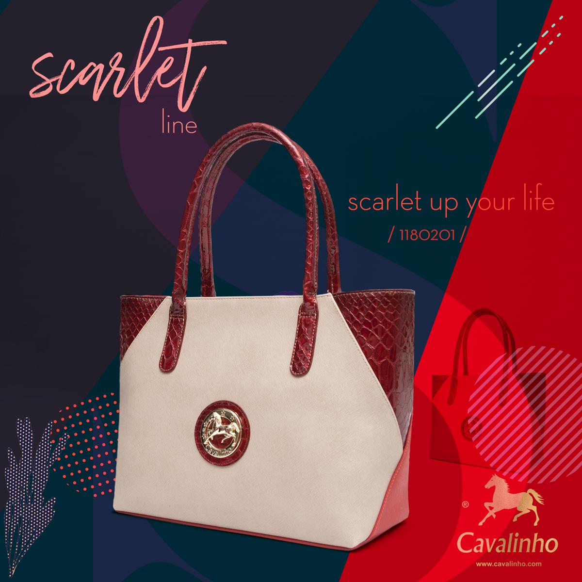 Nova Coleção Outono/Inverno 2017 Cavalinho - Scarlet Line