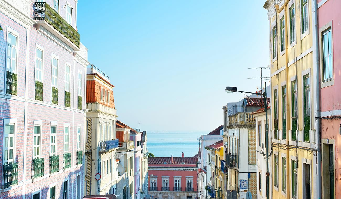 Lisboa (baixa) -Portugal