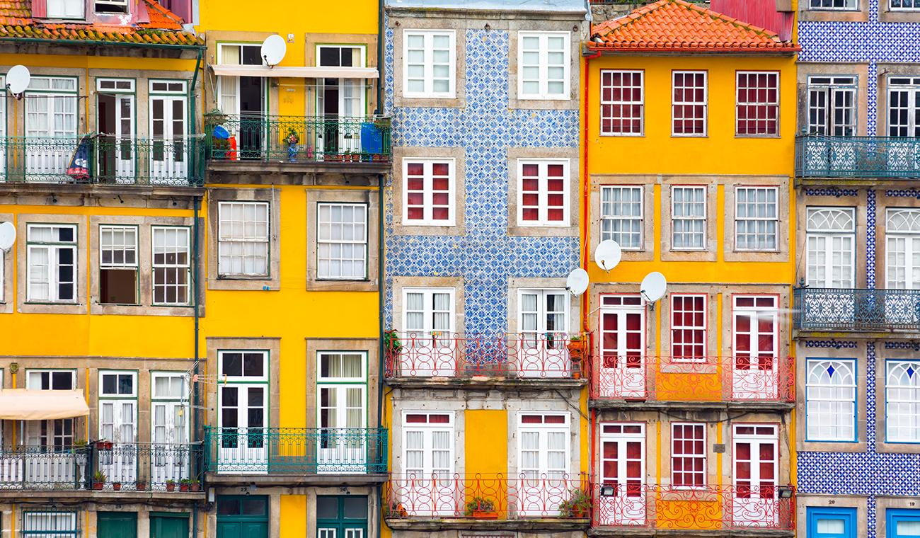 Porto (baixa) – Portugal