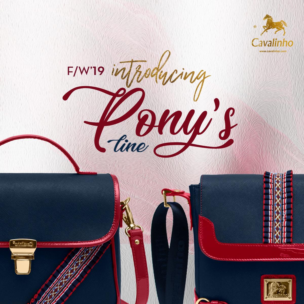 Pony's Line SS'19